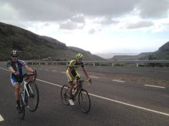 Trainingslager im Dezember auf Gran Canaria