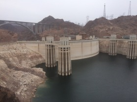 Hooverdam, the really heart of Las Vegas