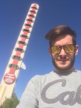 Grösster Thermometer