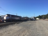 Rockport Bahnhof