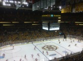 Boston Bruins Spiel