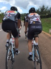 Teamride with Bike Aid