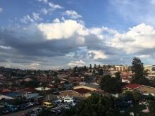 Kigali, capitol of Rwanda